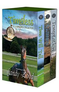 Timeless Series Books 1-3
