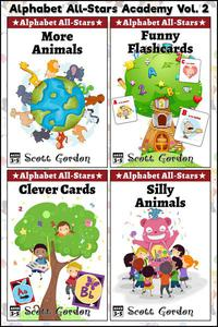 Alphabet All-Stars Academy Vol. 2