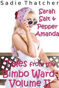 Tales from the Bimbo Ward: Volume II (Transformation Mind Control Erotica)