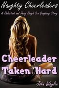 Cheerleader Taken Hard