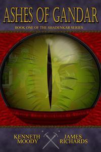 Ashes of Gandar: Book one of the Shadenkar Series