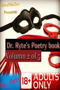 Dr. Ryte's Poetry Book Volumn 2 of 5