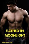Bathed in Moonlight (BBW, Paranormal Romance, Alpha Wolf Male, Billionaire, BDSM)
