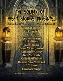 The Society of Misfit Stories Presents...September 2019
