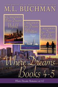 Where Dreams Books 4-5: a Pike Place Market Seattle romance