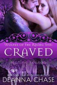 Craved: Wolves of the Rising Sun