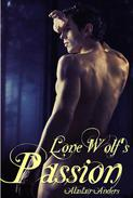 Lone Wolf's Passion (rough and reluctant werewolf sex)