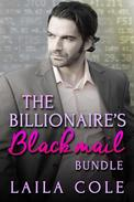 The Billionaire's Blackmail - Bundle