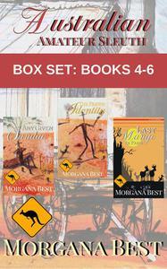 Australian Amateur Sleuth: Box Set: Books 4-6