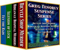 Greg Tenorly Suspense Series Boxed Set