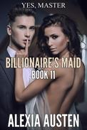 Billionaire's Maid (Book 11)