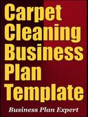 Carpet Cleaning Business Plan Template (Including 6 Special Bonuses)