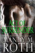 Act of Surrender