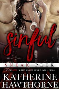 Sinful Sneak Peek