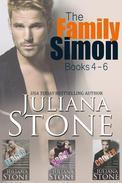 The Family Simon Boxed Set Books 4-6