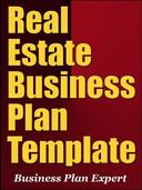 Real Estate Business Plan Template (Including 6 Special Bonuses)