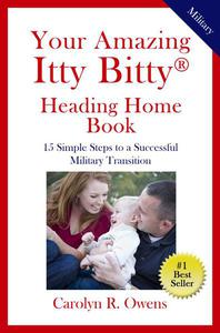 Your Amazing Itty Bitty Heading Home Book
