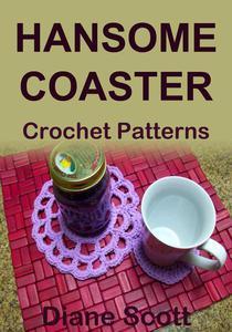 Handsome Coaster: Crochet Pattern