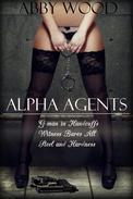 Alpha Agents Trilogy