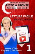 Imparare il turco - Lettura facile | Ascolto facile | Testo a fronte - Turco corso audio num. 1