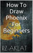 How To Draw Phoenix For Beginners