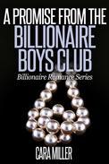 A Promise from the Billionaire Boys Club