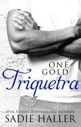 One Gold Triquetra