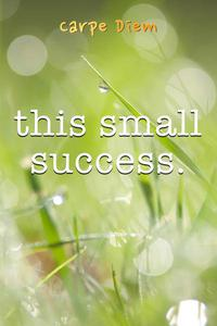 This Small Success