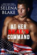 At Her SEAL's Command