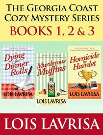 The Georgia Coast Cozy Mystery Series: Books 1, 2 & 3