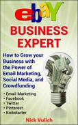 eBay Business Expert: How to Grow your Business with the Power of Email Marketing, Social Media, and Crowdfunding