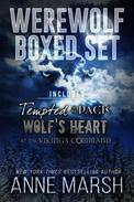 A Werewolf Boxed Set: Tempted by the Pack, Wolf's Heart, and At The Viking's Command