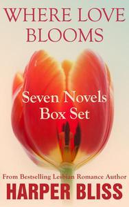 Where Love Blooms: Seven Novels Box Set