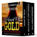 Historical Western Romance: Redmond's Gold - The Complete Series