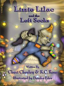 Lizzie Lilac and the Left Socks