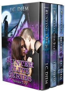 Hunter Elite Series: Bundle 3: Books 7 - 9