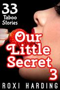Our Little Secret 3 - 33 Taboo Stories (Brother Sister Stepbrother Stepsister Taboo Pseudo Incest Family Virgin Creampie Pregnant Forced Pregnancy Breeding)