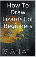 How To Draw Lizards For Beginners