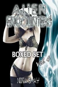 Alien Encounters: Boxed Set Volume 4
