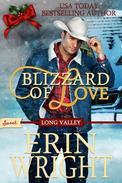 Blizzard of Love - A Sweet Western Romance Novella