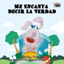 Me Encanta Decir la Verdad (Spanish Kids Book)