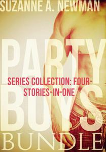 Party Boys Bundle Series Collection: Four Stories-In-One