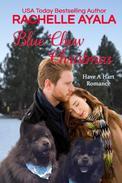 Blue Chow Christmas