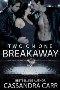 Two on One Breakaway