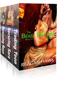 The Beast Masters Series (Collection One Bundle)