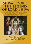 Shiva Book 3: The Legend of Lord Shiva