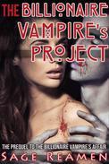 The Billionaire Vampire's Project