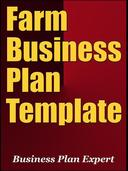Farm Business Plan Template (Including 6 Free Bonuses)