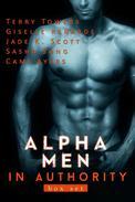 Alpha Men In Authority:  Multi-Author Boxed Set
