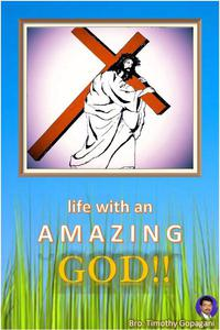 life with an AMAZING GOD!!
